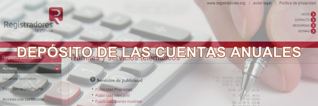 Depósito_Cuentas_Anuales